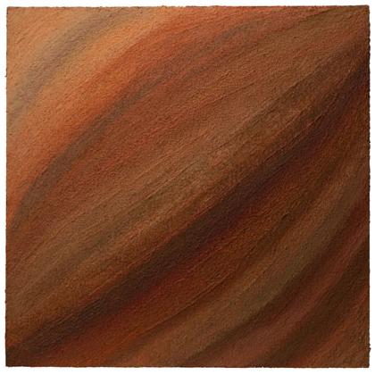 C001 - Kalahari Desert - 2002 acrylic / sand on canvas 60 x 60cm - Sold