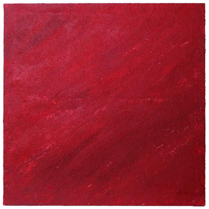 C007 - Tanami Desert - 80 x 80cm 2002 acrylic / sand on canvas - Sold