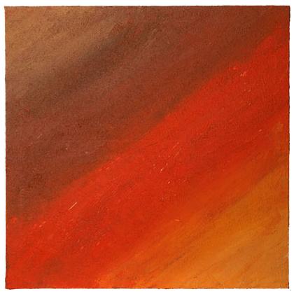 C010 - Sechura Desert - 80 x 80cm - 2002 acrylic / sand on canvas - Sold